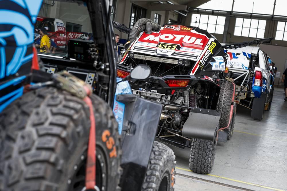 dakar-rally-4 Start in Dakar Rally 2019: Emanuel Gyenes e si el prezent in Peru