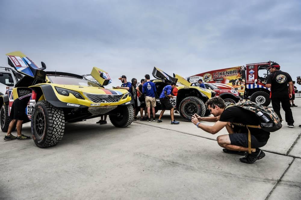 dakar-rally-5 Start in Dakar Rally 2019: Emanuel Gyenes e si el prezent in Peru