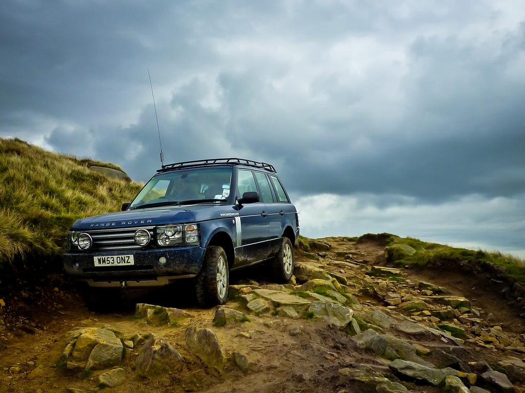 greenlaning Ghidul aventurilor 4x4: Domenii off-road