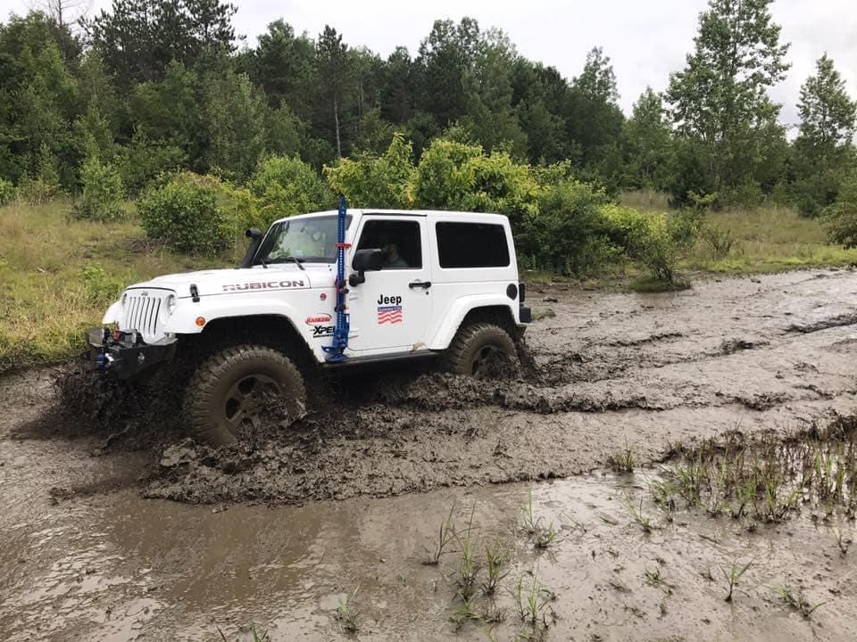 mudding Ghidul aventurilor 4x4: Domenii off-road