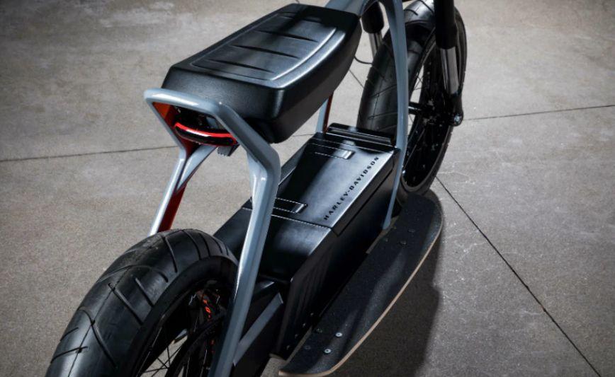 sa-dirt-bike Harley-Davidson a dezvaluit doua concepte electrice
