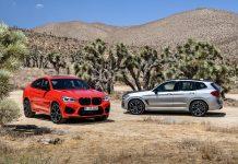 BMW X3 si X4 M