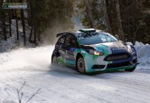 Winter Rally Covasna