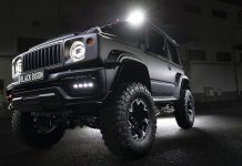 Jimny Black Bison