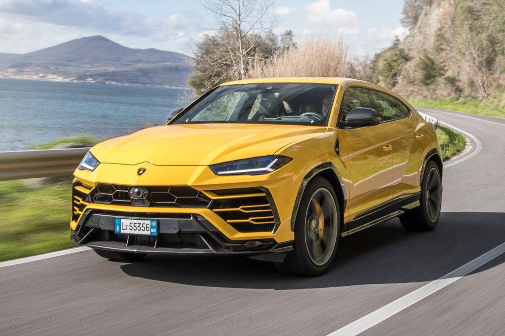 Lamborghini-Urus-1024x682 Lamborghini Urus a fost desemnat Masina Anului 2019 de catre Robb Report