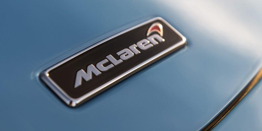 SUV de la McLaren