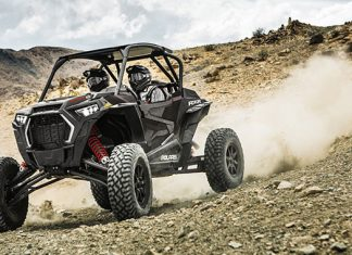 Polaris RZR Turbo S Velocity