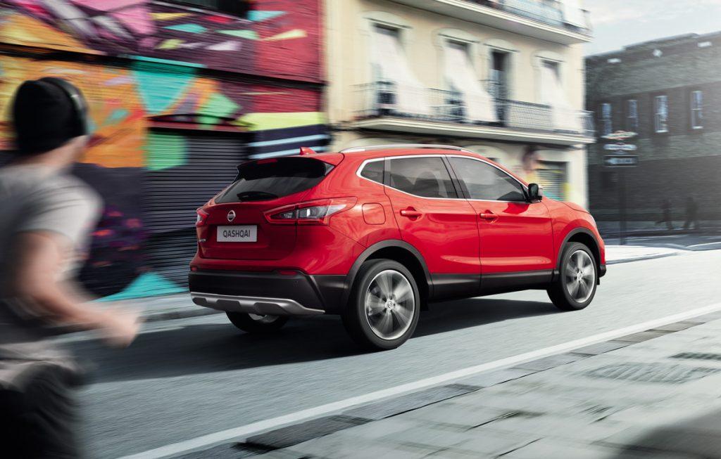 Qashqai-N-Motion-1-1024x653 Cel mai vandut SUV din Europa se alege cu o versiune speciala