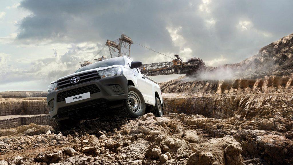 Toyota-Hilux-1024x576 Ford Ranger, liderul segmentului pick-up in 2018