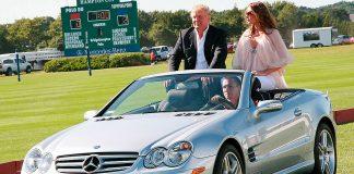 Donald Trump masini