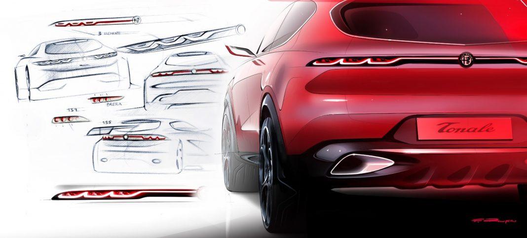 Alfa-Romeo-Tonale-4-1068x483 Salonul Auto de la Geneva 2019: Alfa Romeo se tine de cuvant. A aparut Tonale!