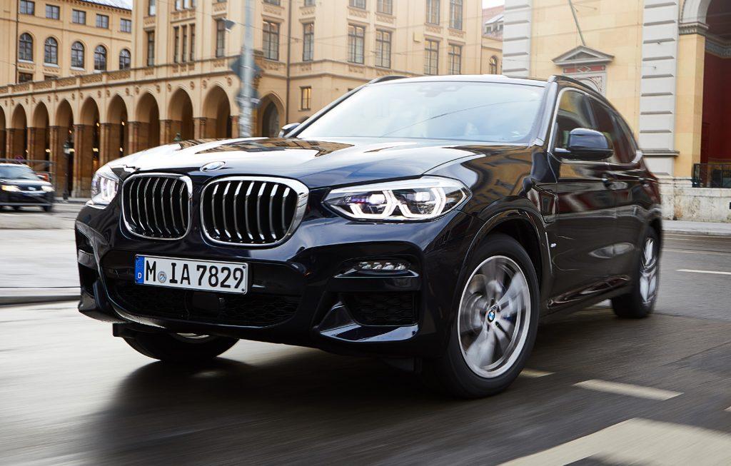 BMW-X3-plug-in-hybrid-1024x653 Salonul Auto de la Geneva 2019: Plug-in hybrid pentru BMW X3, dar si Renegade si Compass