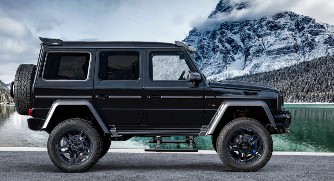 Brabus-1-1068x580 Salonul Auto de la Geneva 2019: Brabus 850 4x4² Final Edition, SsangYong Korando, Mitsubishi Engelberg Tourer