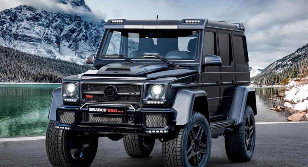 Brabus-1068x580 Salonul Auto de la Geneva 2019: Brabus 850 4x4² Final Edition, SsangYong Korando, Mitsubishi Engelberg Tourer