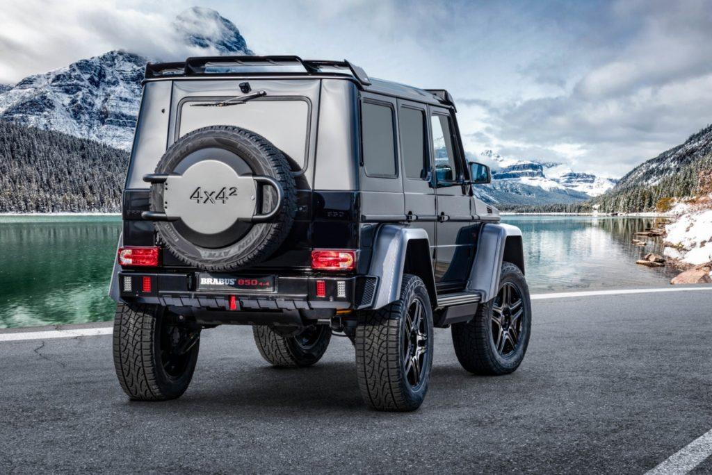 Brabus-2-1024x684 Salonul Auto de la Geneva 2019: Brabus 850 4x4² Final Edition, SsangYong Korando, Mitsubishi Engelberg Tourer