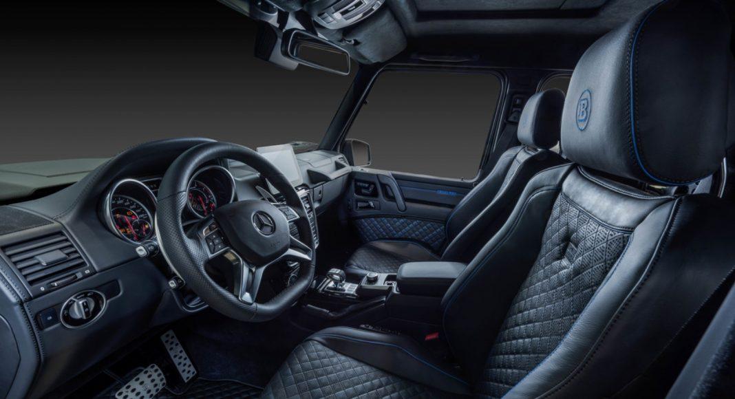 Brabus-4-1068x580 Salonul Auto de la Geneva 2019: Brabus 850 4x4² Final Edition, SsangYong Korando, Mitsubishi Engelberg Tourer