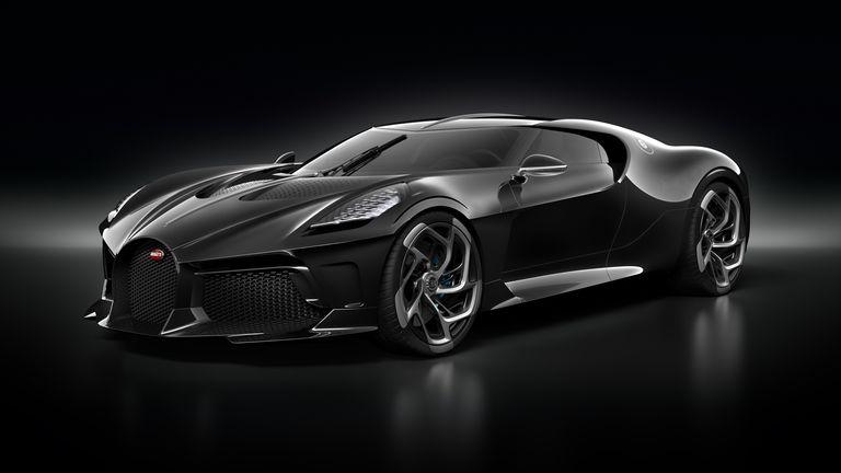Bugatti-1 16,7 milioane euro pentru o masina noua? Da, suma s-a platit pentru Bugatti La Voiture Noire!