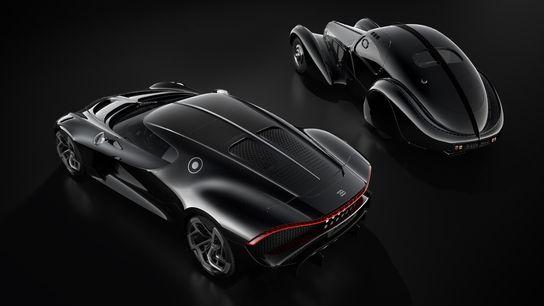 Bugatti-4 16,7 milioane euro pentru o masina noua? Da, suma s-a platit pentru Bugatti La Voiture Noire!