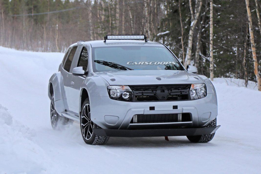 Dacia-Duster-electric-3-1068x712 Dacia Duster electric, surpriza de la Cercul Polar!