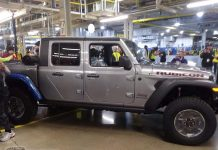 noul Jeep Gladiator