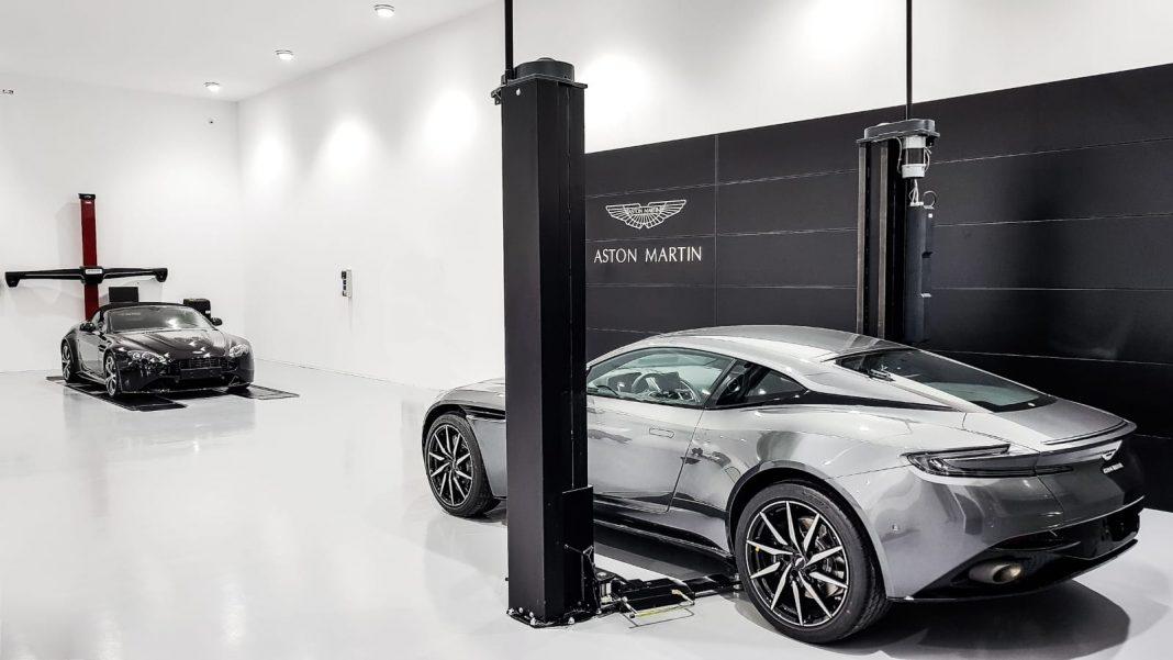 Aston Martin Bucuresti