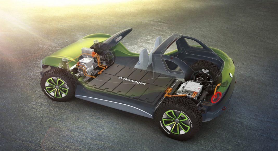 ID-Buggy-1-1-1068x580 Salonul Auto de la Geneva 2019: Volkswagen ID Buggy, aventura electrica cu 204 CP