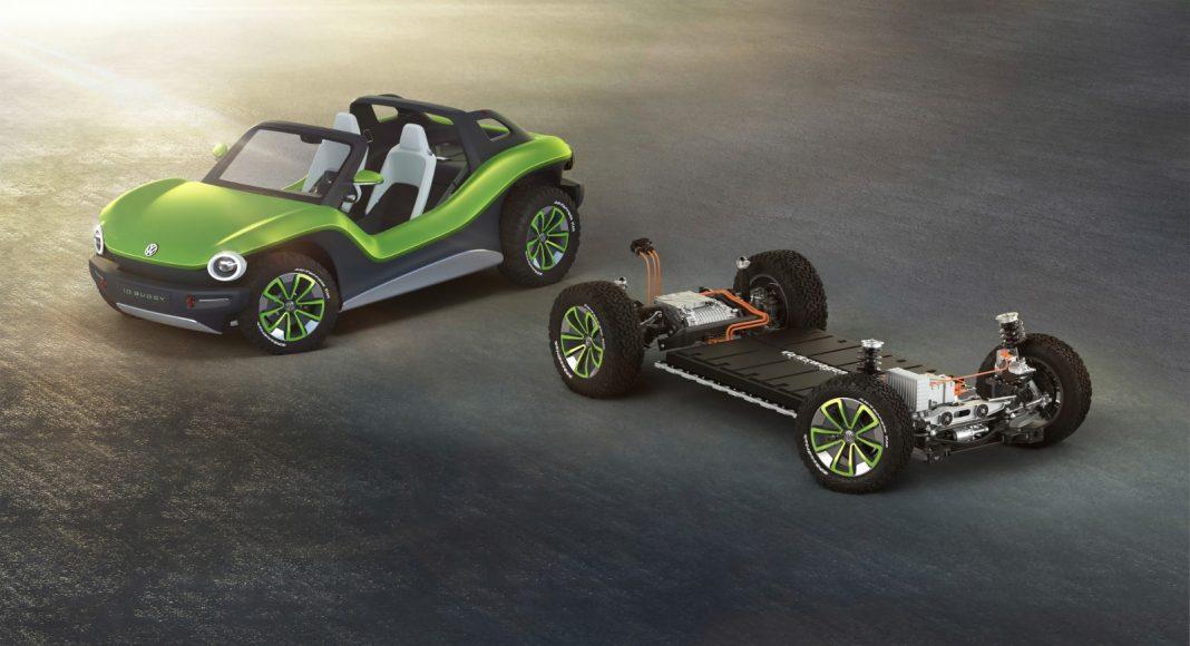ID-Buggy-2-1068x580 Salonul Auto de la Geneva 2019: Volkswagen ID Buggy, aventura electrica cu 204 CP
