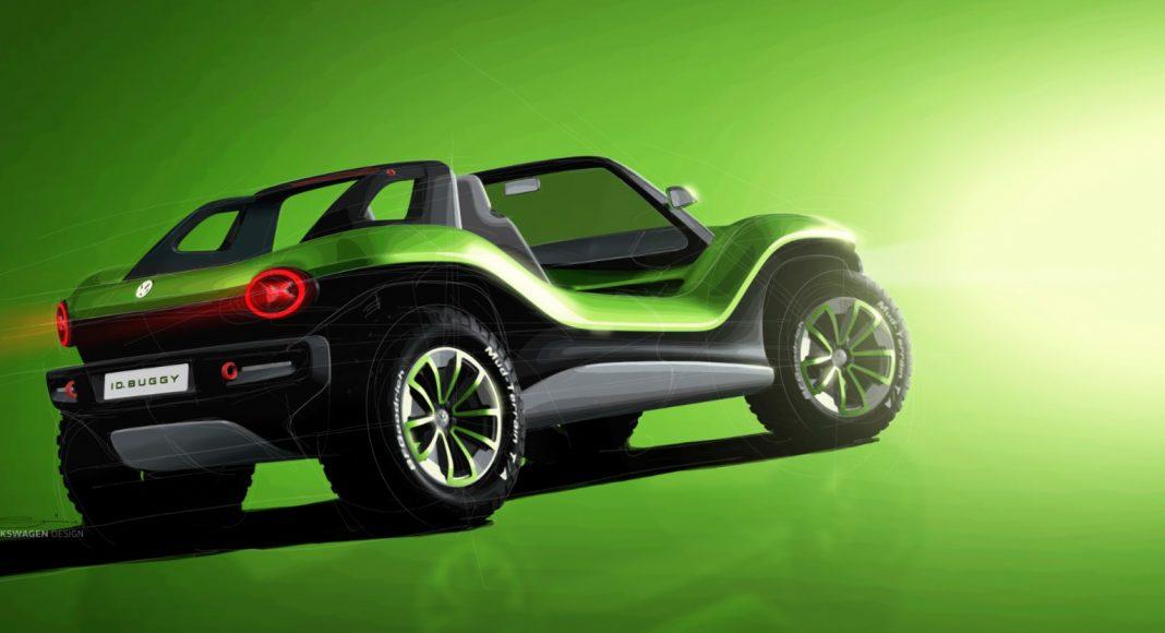 ID-Buggy-5-1068x580 Salonul Auto de la Geneva 2019: Volkswagen ID Buggy, aventura electrica cu 204 CP