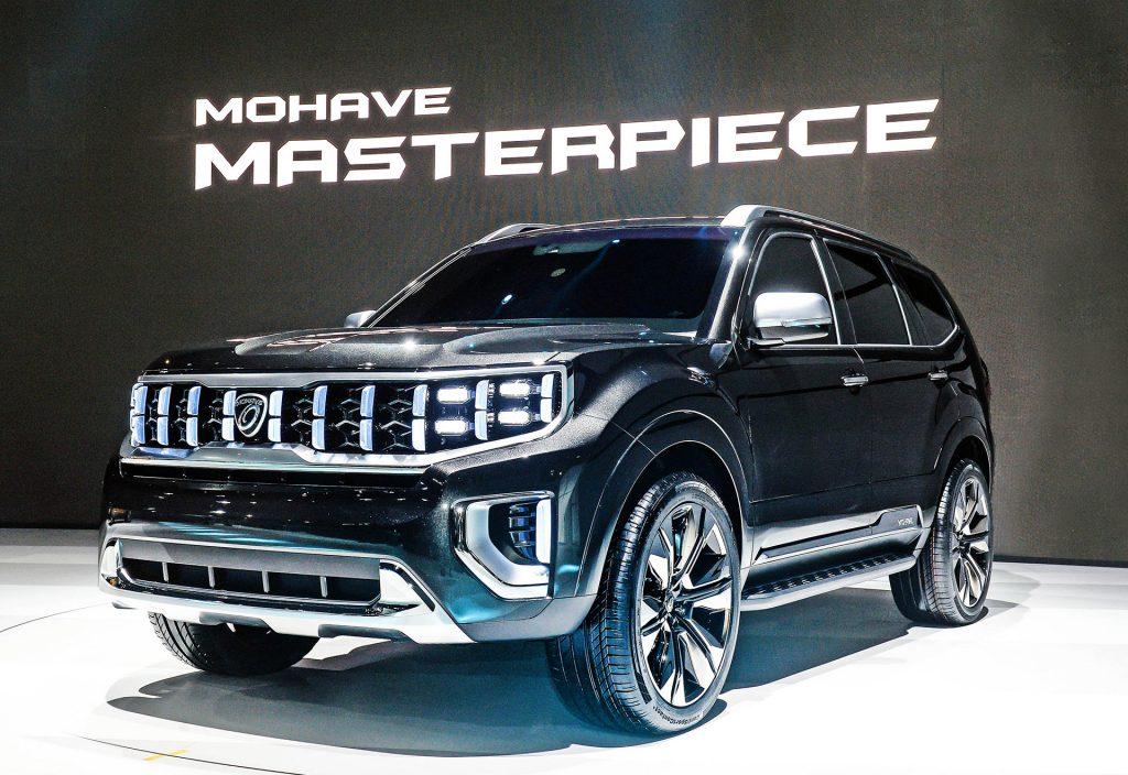 KIA-Masterpiece-1024x704 Trei concepte SUV noi de la KIA la Salonul Auto de la Seul!
