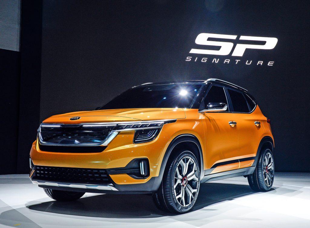 KIA-Signature-1024x754 Trei concepte SUV noi de la KIA la Salonul Auto de la Seul!