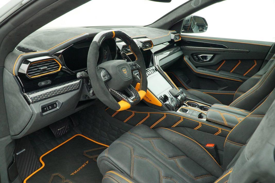 Lamborghini-Urus-Venatus_10-1068x712 Lamborghini Urus tunat? Cum arata? Va dam doua variante!