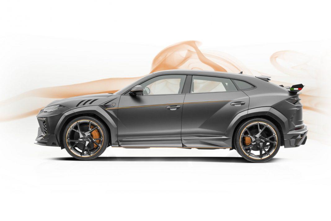 Lamborghini-Urus-Venatus_4-1068x712 Lamborghini Urus tunat? Cum arata? Va dam doua variante!