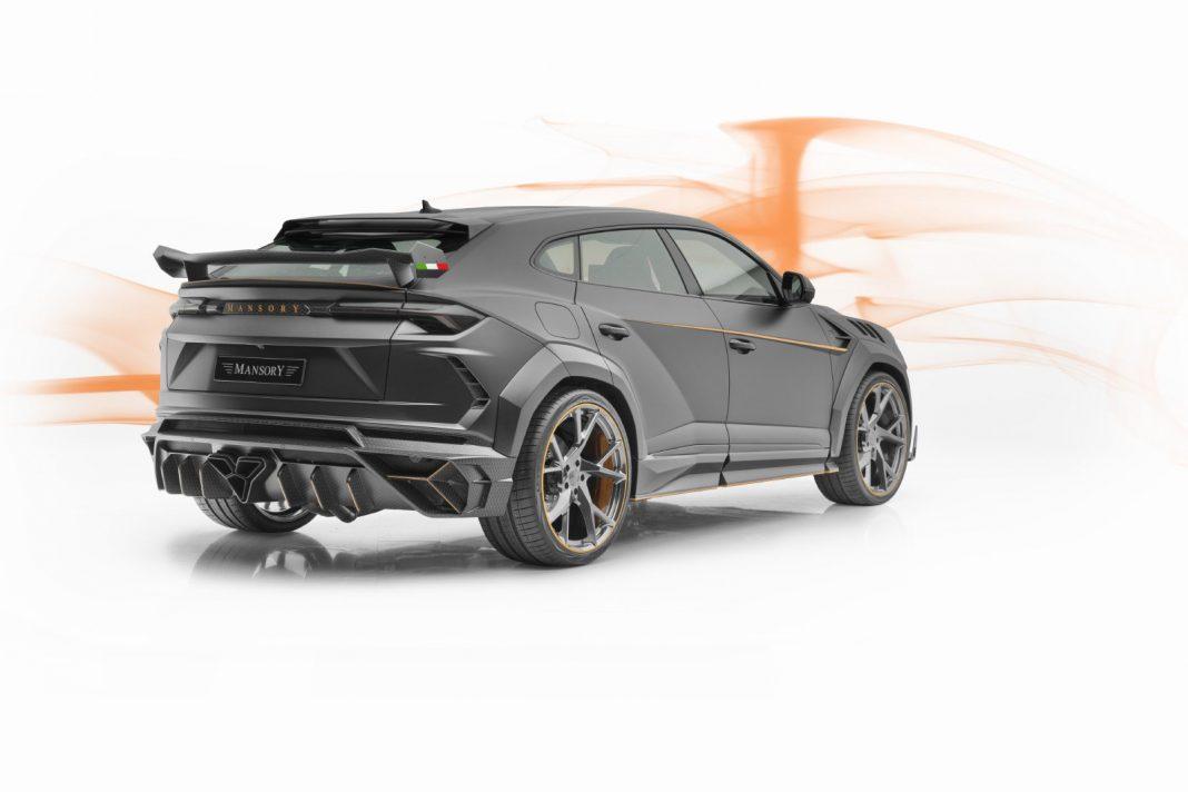 Lamborghini-Urus-Venatus_5-1068x712 Lamborghini Urus tunat? Cum arata? Va dam doua variante!