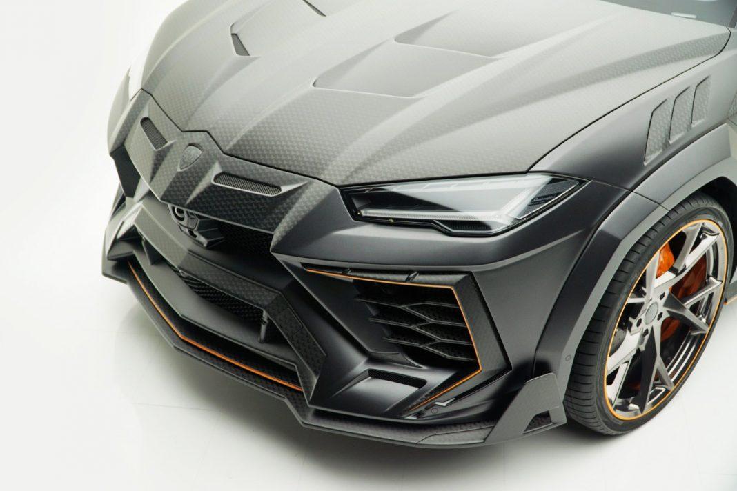 Lamborghini-Urus-Venatus_7-1068x712 Lamborghini Urus tunat? Cum arata? Va dam doua variante!