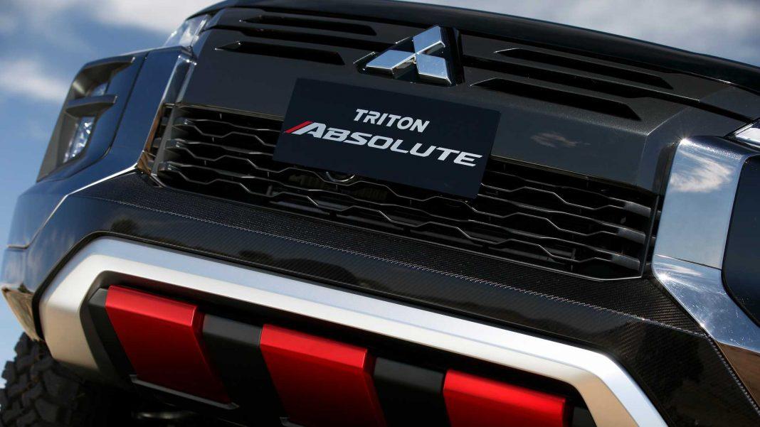 Mitsubishi-L200-Absolute-4-1068x601 Mitsubishi L200 va avea si o versiune care rivalizeaza cu Ford Ranger Raptor!