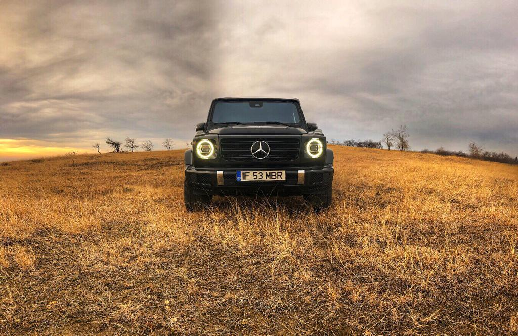 Noul-Mercedes-Benz-Clasa-G-6 Mercedes-Benz Clasa G. Stronger than Time