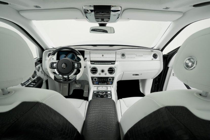 Rolls-Royce-Cullinan-Billionaire-interior Cel mai scump SUV din lume vrea mai mult