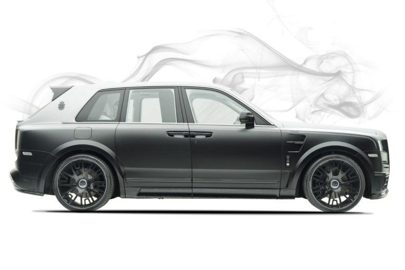 Rolls-Royce-Cullinan-Billionaire Cel mai scump SUV din lume vrea mai mult
