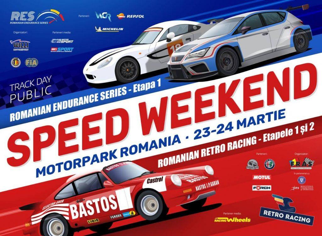 Romanian-Endurance-Series-1-1024x750 Romanian Endurance Series: Batalia TCR vs GT4 va tine capul de afis in 2019