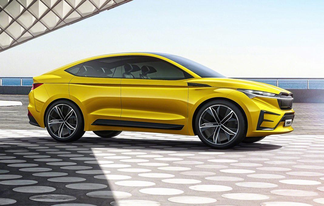 Skoda-Vision-iV_2-1068x681 Salonul Auto de la Geneva 2019: Skoda Vision iV, idei pentru Nissan Qashqai