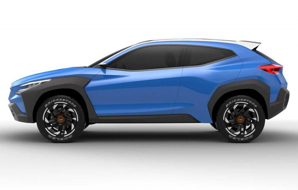 Subaru-Viziv-Adrenaline-1024x653 Salonul Auto de la Geneva 2019: Brabus 850 4x4² Final Edition, SsangYong Korando, Mitsubishi Engelberg Tourer