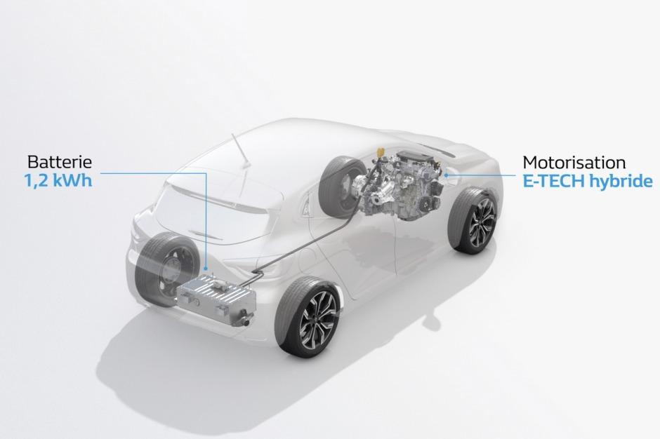 arhitectura-hibrida-1.6-e-Tech-1 Dacia pick-up nu este singura noutate la Mioveni