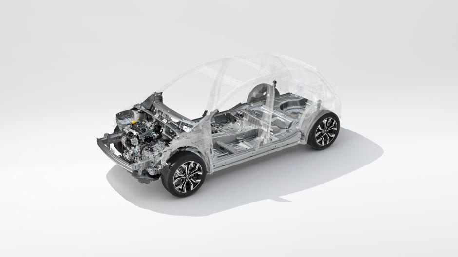 platforma-Renault Dacia pick-up nu este singura noutate la Mioveni