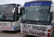transportatori protest