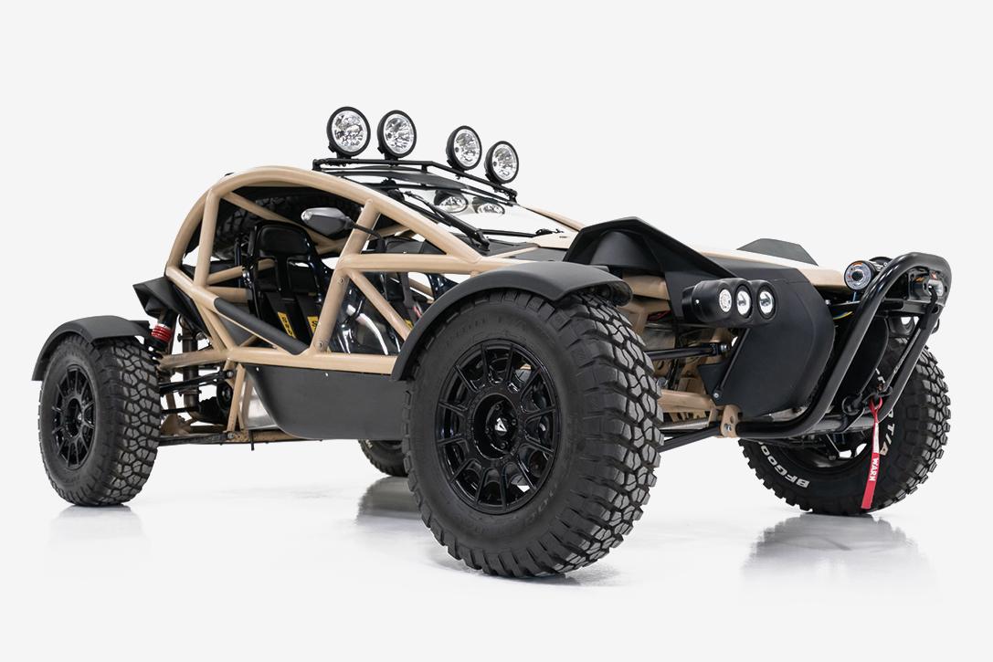 2017-Ariel-Nomad-Tactical-Buggy-1 Ariel Nomad Tactical Buggy pentru un scenariu apocaliptic