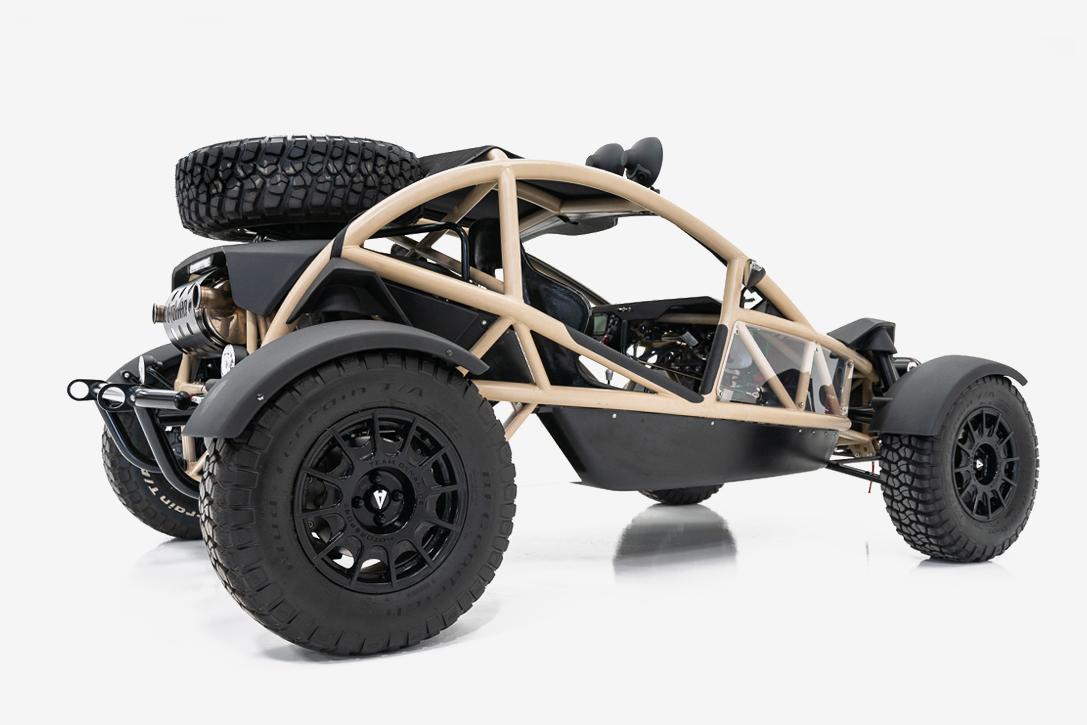 2017-Ariel-Nomad-Tactical-Buggy-2 Ariel Nomad Tactical Buggy pentru un scenariu apocaliptic