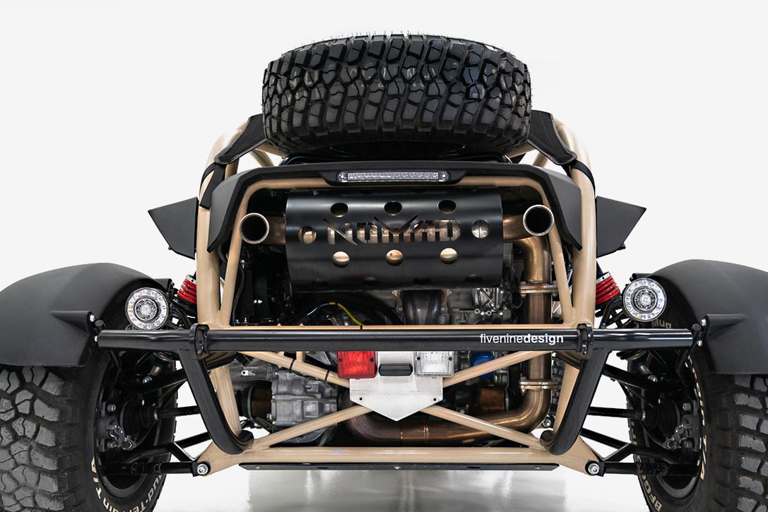 2017-Ariel-Nomad-Tactical-Buggy-4 Ariel Nomad Tactical Buggy pentru un scenariu apocaliptic
