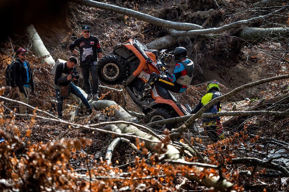 30623828_1697471810288478_3427242505235154364_n Hunt the Wolf 2019: Cea mai dura cursa ATV din Europa