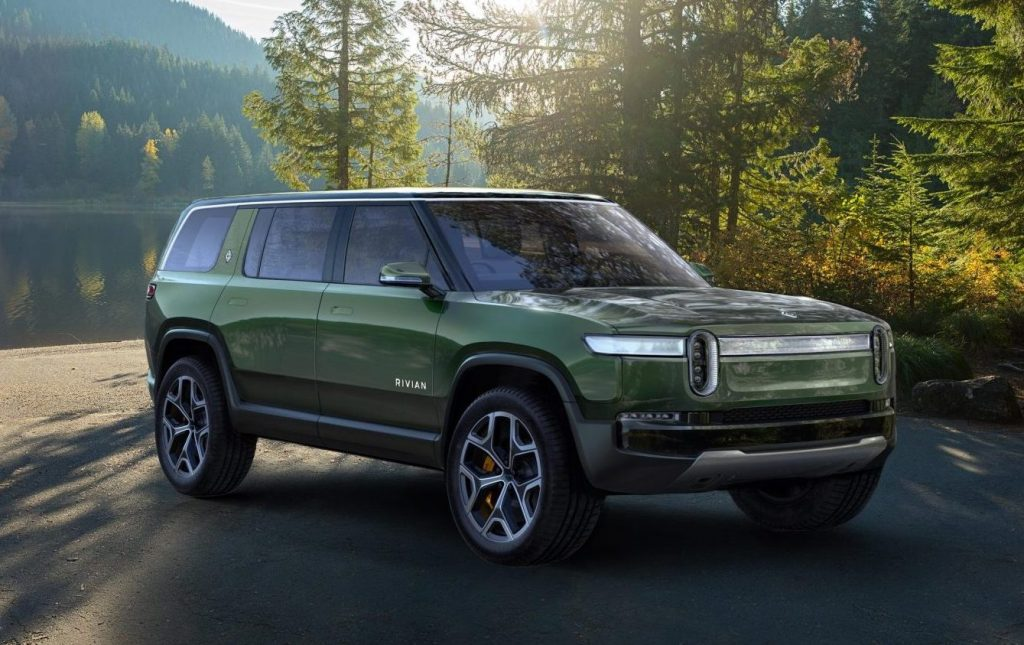 """A.-Rivian_R1S_Front-4000x3000-e1543345511517-1024x645 Rivian R1S are deja un proiect """"extrem off roader"""""""