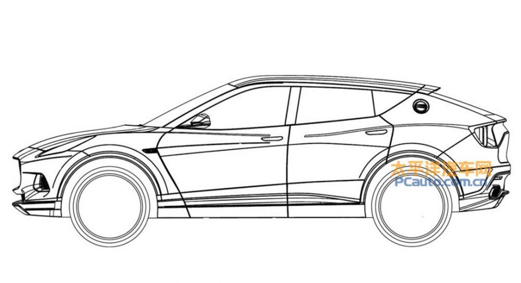 Lotus-SUV-2-1068x580 Lotus a depus patentul pentru modelul SUV. Vezi cum arata!